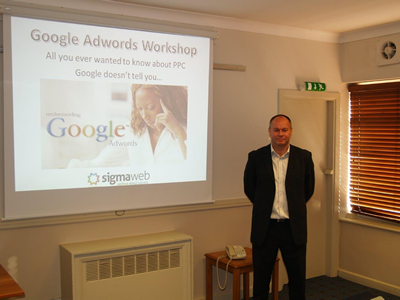 AdWords Workshop for local businesses