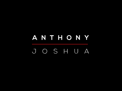 Anthony Joshua - Web Development