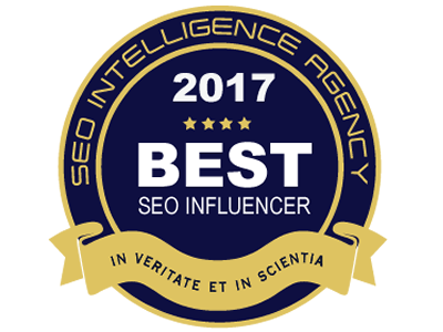 Best SEO Influencer 2017